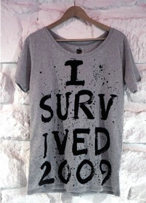 isurvived2009shirt