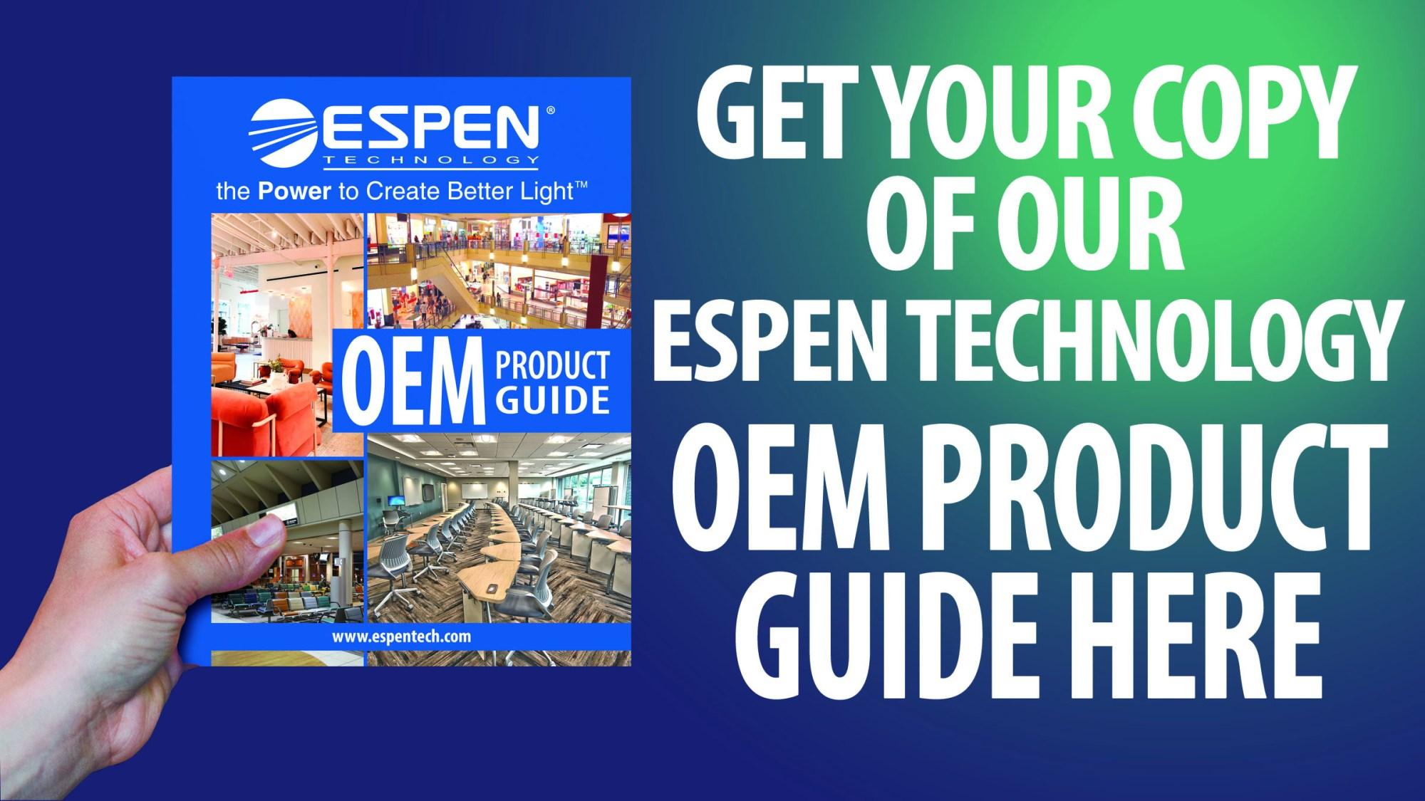 hight resolution of espen technology