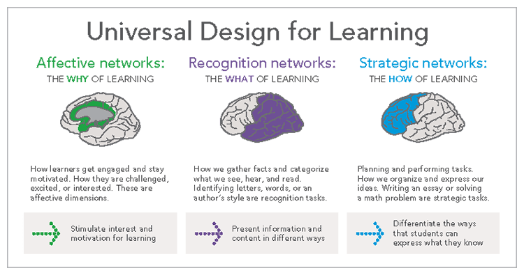 Universal Design For Learning Esperanza Education