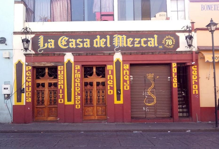 Oaxacan Food from A to Z Mezcal  Esperanza Education