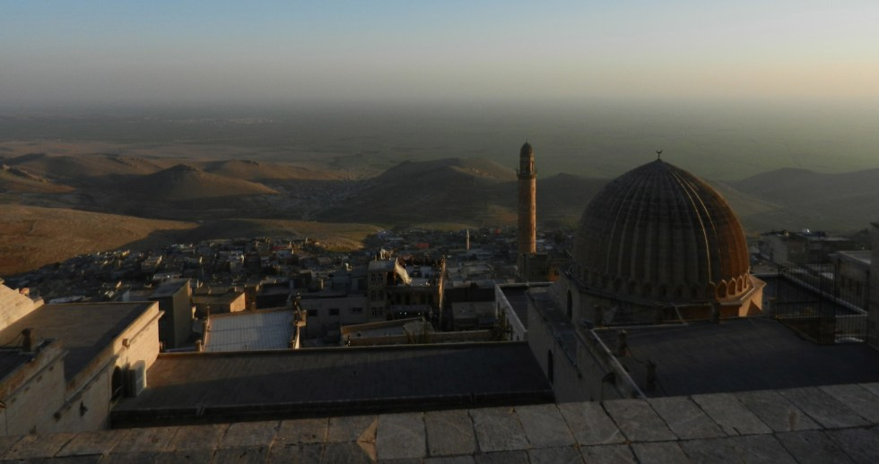 The city of Mardin, a rather dreamy place in southeastern Turkey