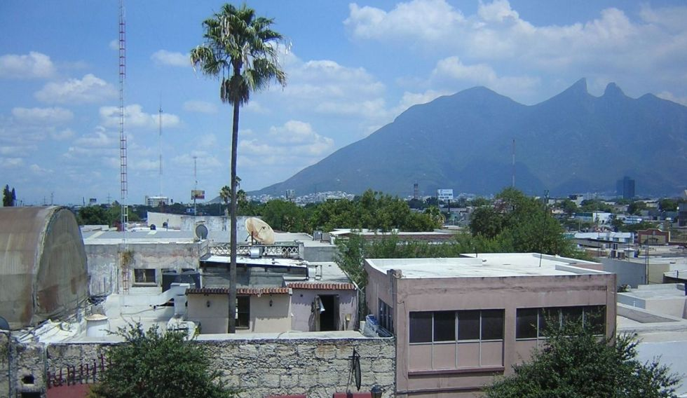 View of Monterrey, Mexico