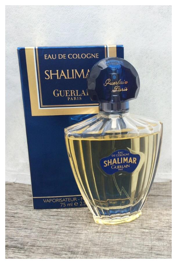 Guerlain Shalimar Eau de Cologne Budget Beauty Pick Perfume