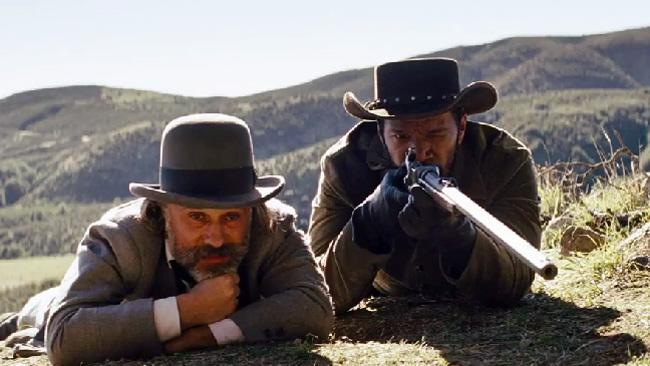 Django Unchained, Quentin tarantino