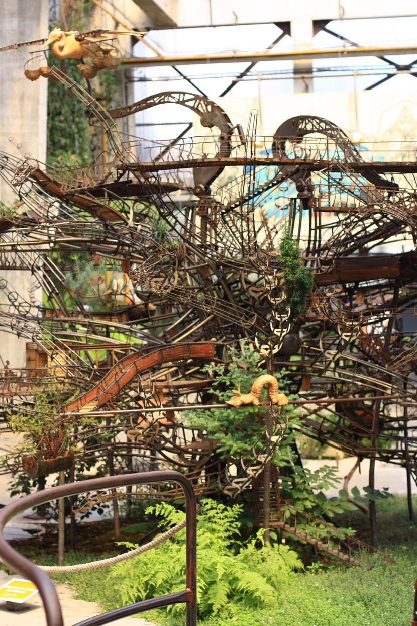 Machines de l'île à Nantes Photo Voyage