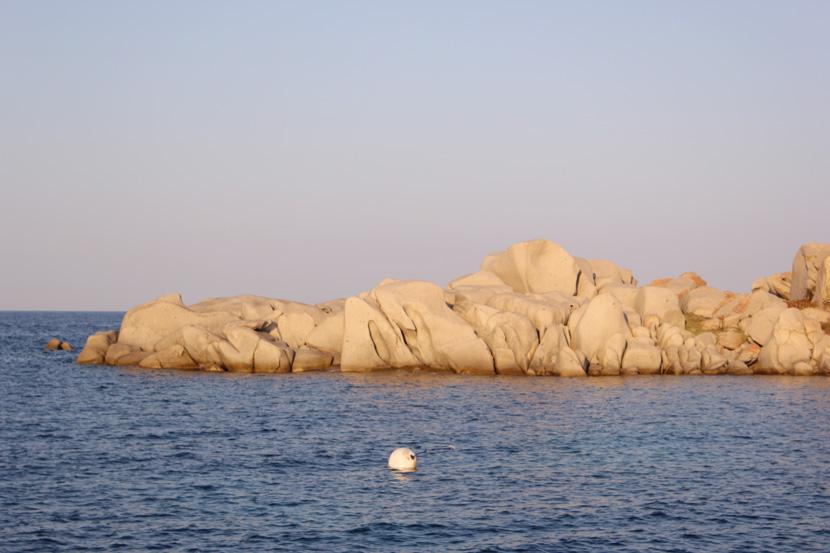 Îles Lavezzi en corse