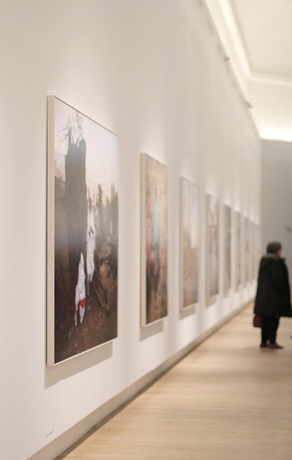 Raymond Depardon, Grand Palais