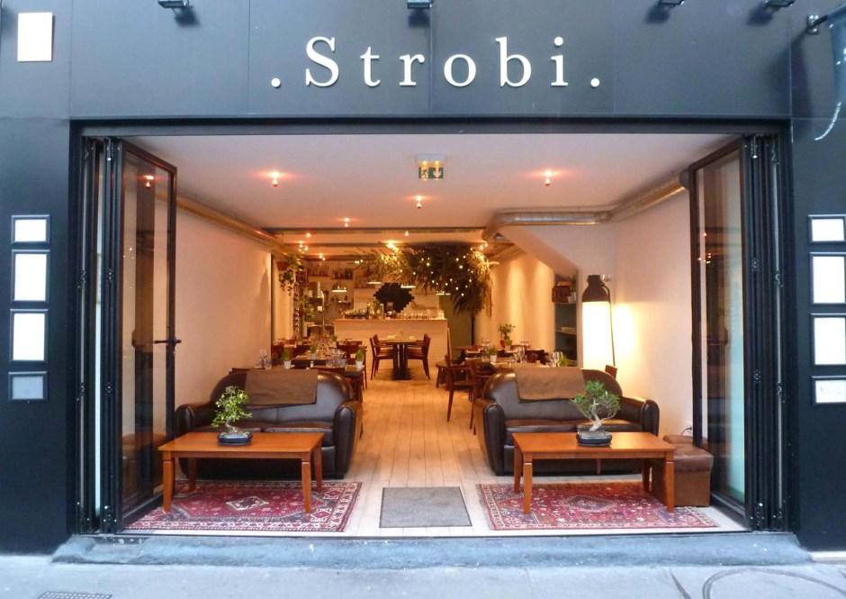 Strobi, bistro contemporain à Paris