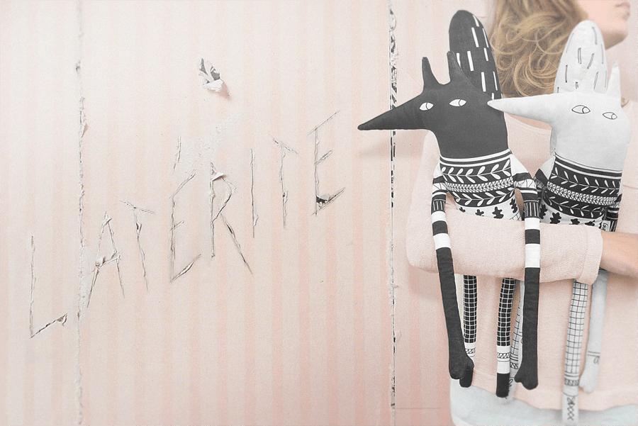 Main Sauvage, marque française de design textile