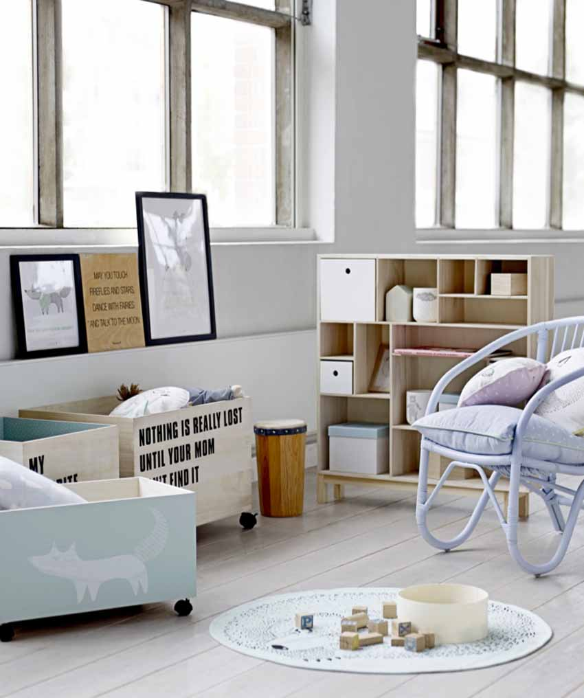 Bloomingville Kids, déco scandinave