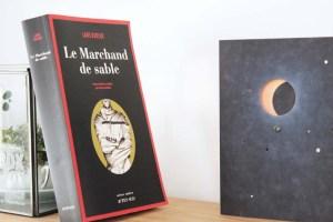 Le Marchande de sable, Lars Kepler