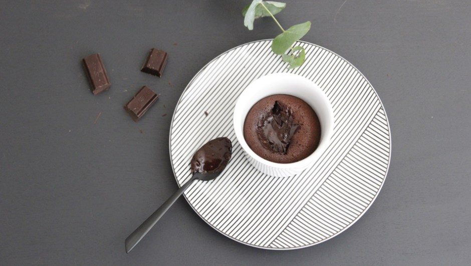Recette Mi-cuit Chocolat par Esperluette