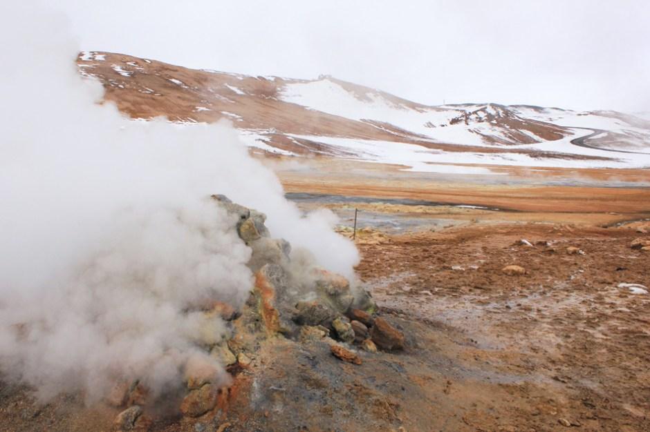 Voyage en Islande : les fjords de l'est et Myvatn