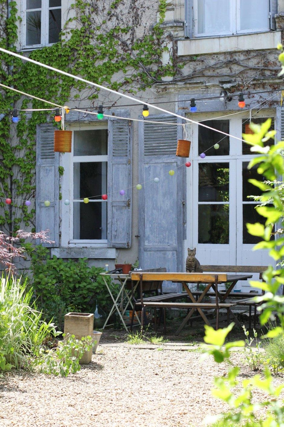 Maison d'hôtes à Selles sur cher : La Maison de la Rive Gauche