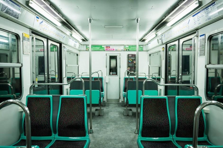 Escape Game Le métro, The Game