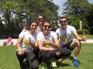 Solid'Air une équipe de choc pour soutenir les associations avignonnaises