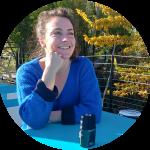 Emilie Couët répond aux question d'Esperluette Podcast pour son 10 ème épisode