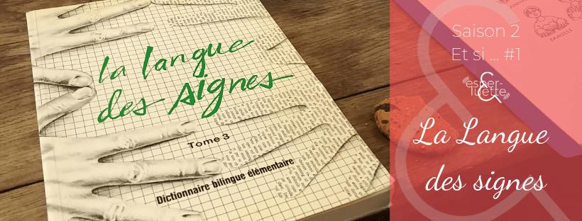 Agnès Vourc'h - La Langue des signes française