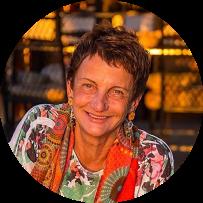 Nicole Trinquart - Présidente des Tréteaux de Lagnes