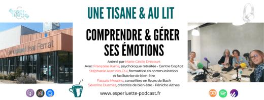 Comprendre et gérer ses émotions - Esperluette podcast