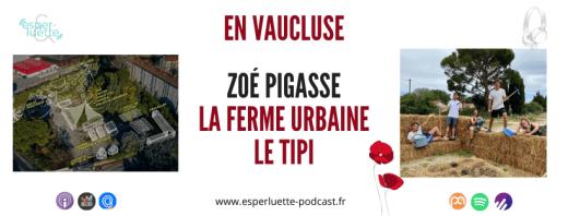 Le Tipi, la 1ère ferme urbaine d'Avignon