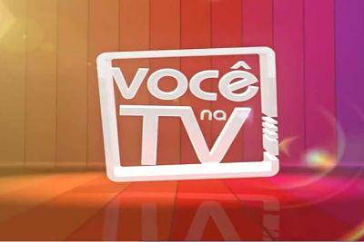 você na tv logo