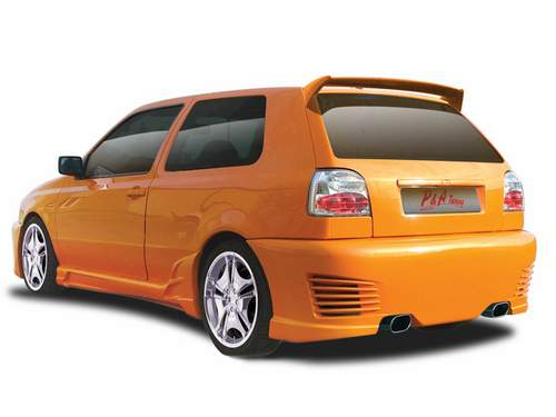 Aleron Sport para VW Golf III kit PA tuning
