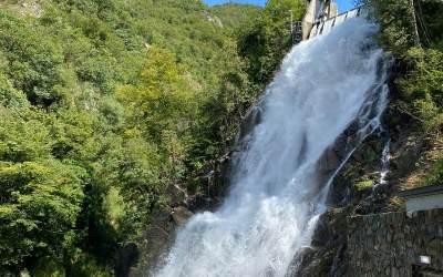 La meraviglia delle Cascate di Crosis