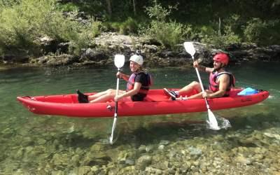 Esplora il fiume Natisone fin nel cuore di Cividale del Friuli