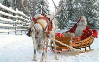 Dicembre il mese di San Nicolò, Sinterklaas e Santa Claus