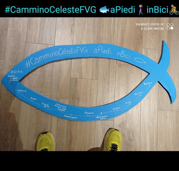 Anello FVG – Un tratto del Cammino Celeste FVG – Aiello del Friuli