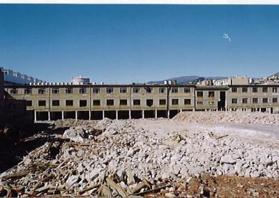 1999 Cornigliano (GE) – Ex-Ansaldo Fiumara capannoni