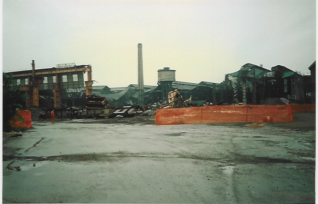 1997 Torino (TO) – Piezometro ex-TekSid