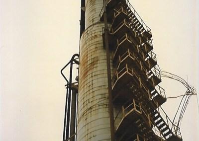 1994 Bolzaneto (GE) – Torre Cracking Raffineria ERG