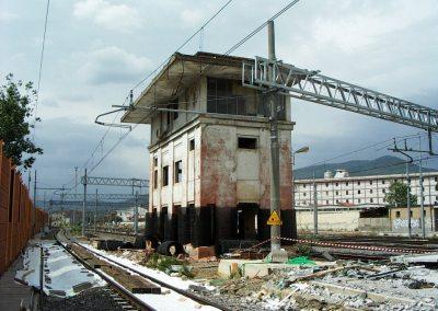 2005 Firenze (FI) – RFI Railway Cabin