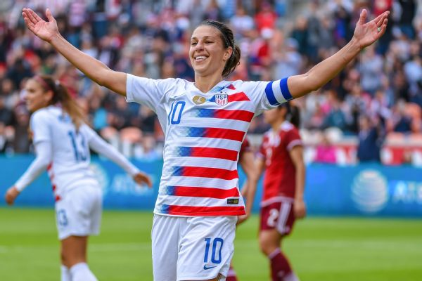 Carli Lloyd 5 Things To Know About The Superstar Ahead Of The
