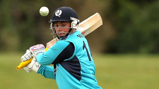 Scotland vs West Indies 12th Warm up World Cup 2015