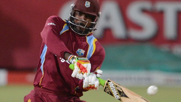 West Indies vs England 4th Warm up World Cup 2015