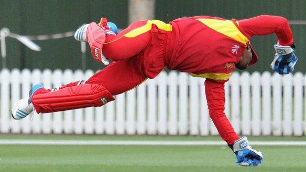 Zimbabwe vs Sri Lanka 9th Warm up World Cup 2015