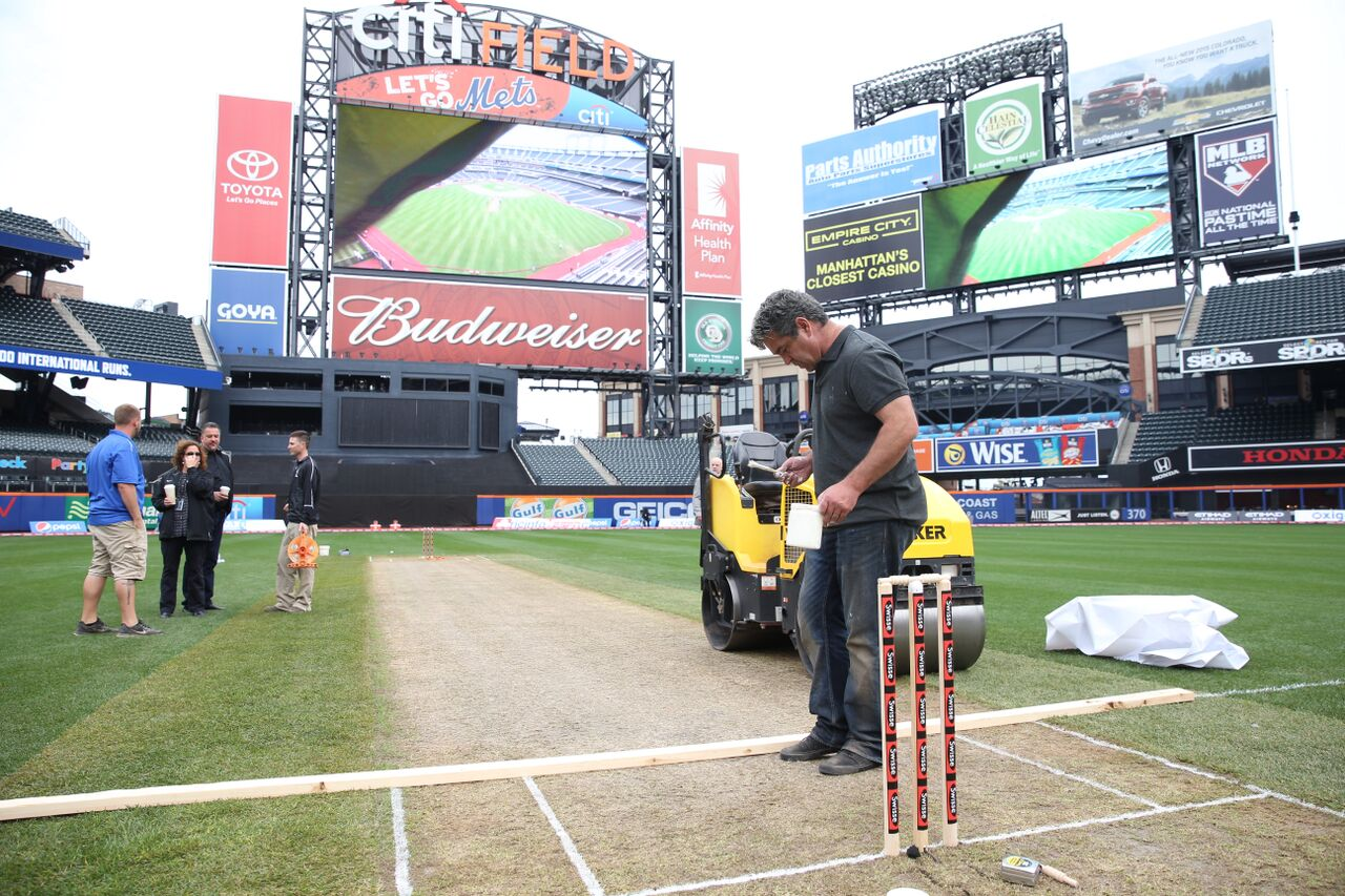 ICC gives define for construction of USA cricket 226315