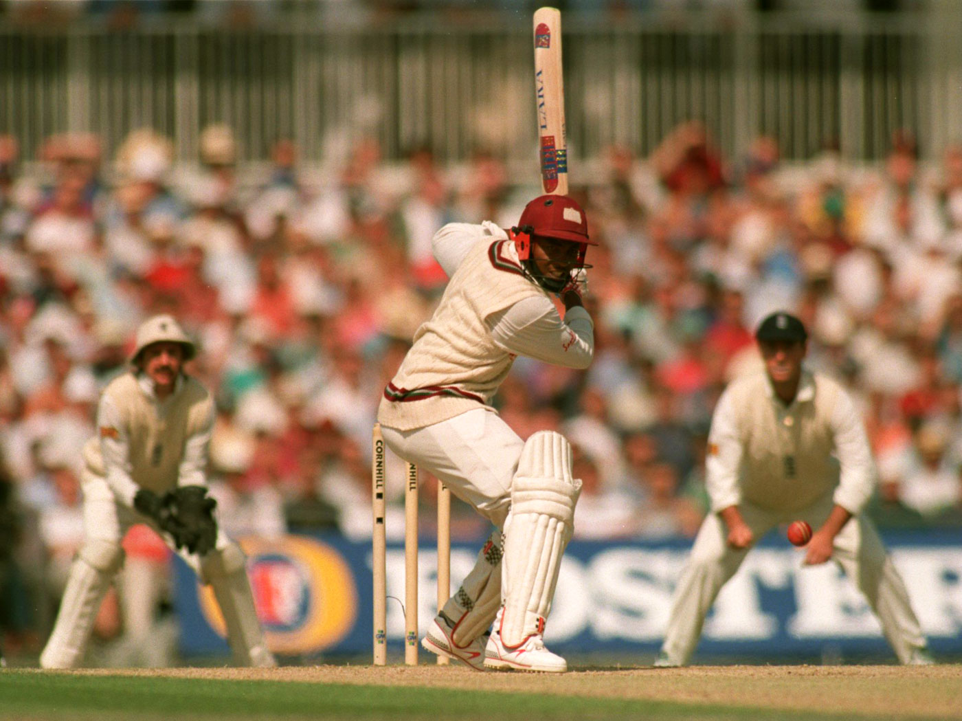 Image result for brian lara back lift