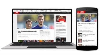 ESPN Deportes is one of six Spanish-language websites ESPN relaunched Dec. 1.