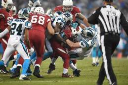ESPN's Sports and Information Group's (SIG) unique research into the Cardinals-Panthers NFC Championship Game matchup has been showcased on ESPN this week. (Scott Clarke/ESPN Images)