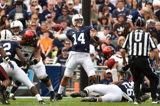 """Jon Gruden on Penn State's Christian Hackenberg: """"He's one of the big mysteries of this year's crop."""" (Mark Selders)"""