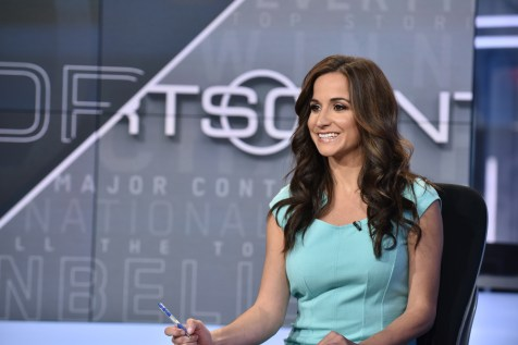 Dianna Russini (Nick Caito/ESPN Images)