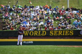 Williamsport, Pa., is the home of the Little League World Series. (Joe Faraoni/ESPN Images)