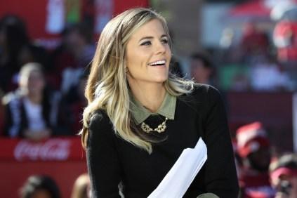 Samantha Ponder joined ESPN in 2011. (Allen Kee/ ESPN Images)
