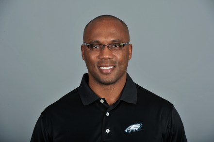 2011 - Former Eagles front office staffer Louis Riddick (Photo courtesy of the Philadephia Eagles)