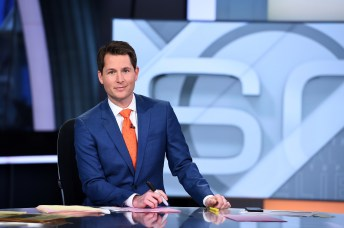 Matt Barrie will continue as an anchor of weekend morning editions of SportsCenter. (Joe Faraoni/ESPN Images)