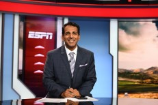 """ESPN's Adnan Virk is among the contributors to Burns' Facebook """"Worst Day Ever"""" post. (Melissa Rawlins/ESPN Images)"""